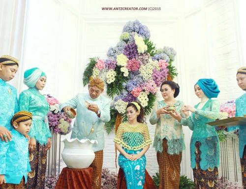 Javanese Wedding of R&L, Kediri