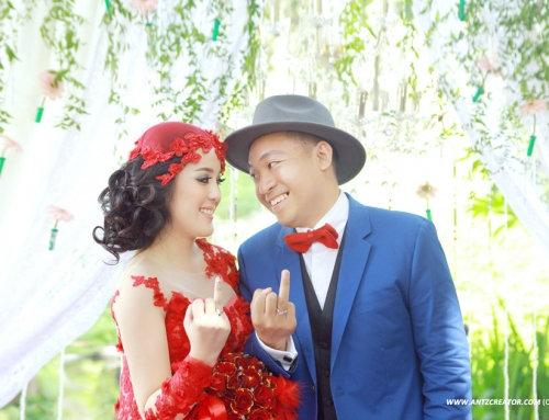 Garden Wedding Party of I&B, Malang