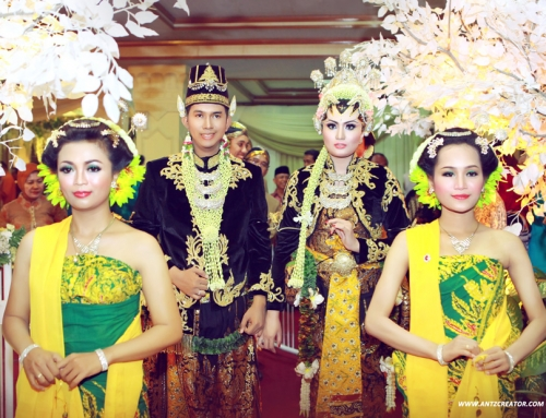 Javanese Wedding of E&I, Surabaya