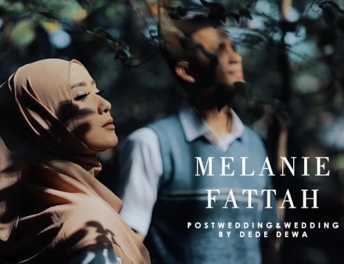 Melanie & Fattah Wedding & Postwedding // Akad Nikah // Muslim Wedding