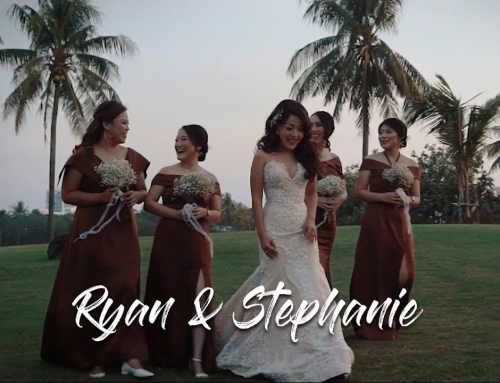 Full Cinematic Wedding of Ryan & Stephanie // Jakarta, indonesia