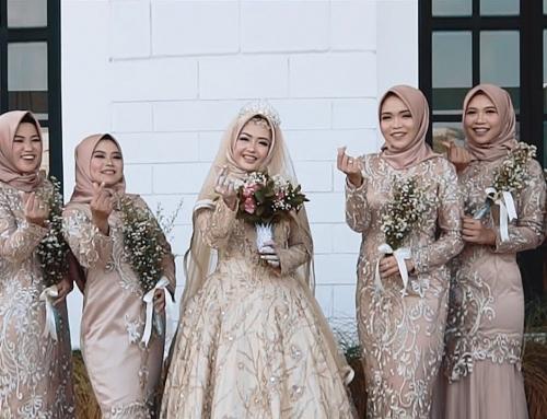 Wedding of Eping & Aden // Cemara Ballroom, Malang