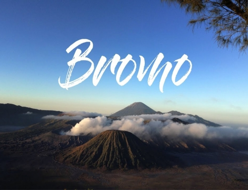 BROMO PREWEDDING SHOWREEL 2018