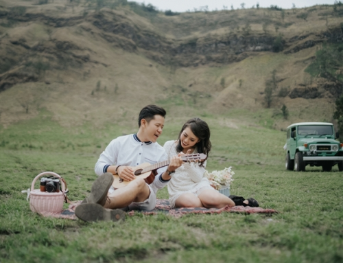 Prewedding Bromo of Belly & Febbi