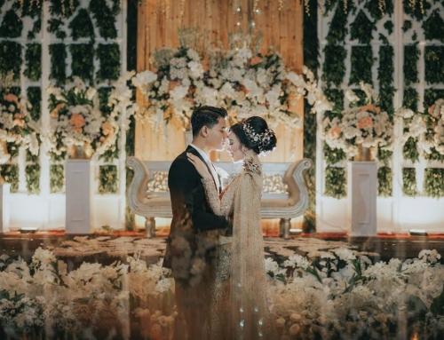 Wedding Highlight of Dana & Roby // Wedding Malang