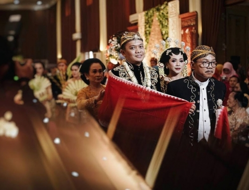 Morning Express Dina & Willi // Javanese Wedding