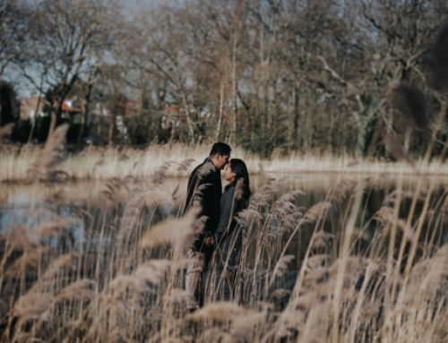 Netherland Prewedding of Vicky & Dhyan