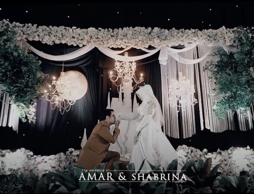 Wedding of Ammar & Shabrina // Graha Samudra Bumimoro, Surabaya