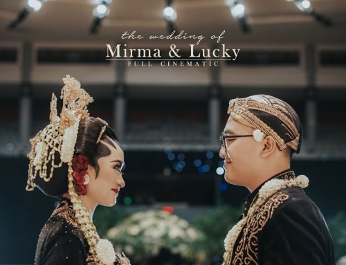 FULL CINEMATIC WEDDING of Mirma & lucky // Graha Cakrawala //Wedding Malang