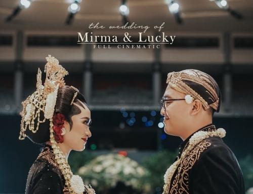 FULL CINEMATIC WEDDING of Mirma & lucky // Graha Cakrawala //Wedding Malang