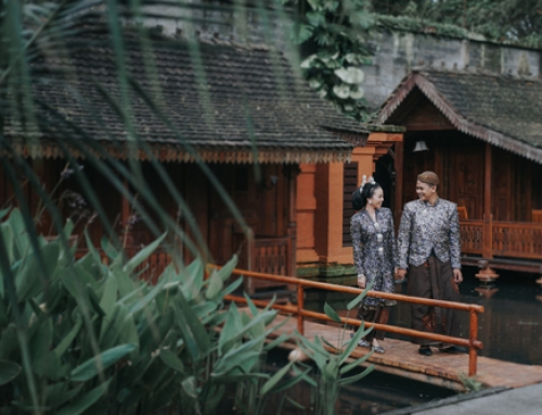 Prewedding of Yowan & Harris