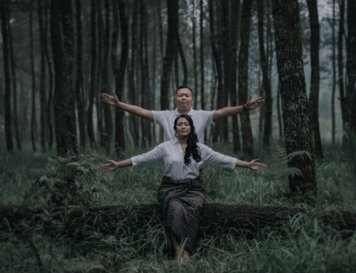 Prewedding of Vanda and Deby